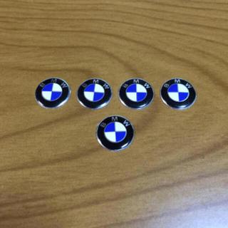 BMW - BMW☆ロゴエンブレム 14ミリ☆5個