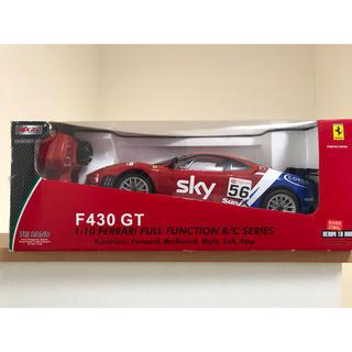 フェラーリ(Ferrari)のmjx フェラーリF430GT  1:10 未使用品(ホビーラジコン)