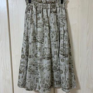 フランシュリッペ(franche lippee)の今期フランシュリッペ・Lippee Mansionスカート(ロングスカート)
