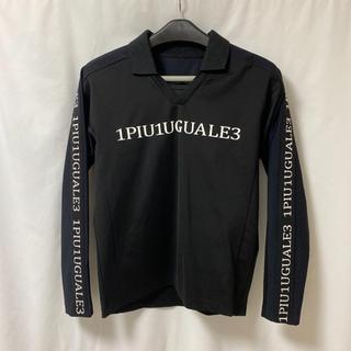 ウノピゥウノウグァーレトレ(1piu1uguale3)の新品未使用品 1piu1uguale3 AKM wjk(Tシャツ/カットソー(七分/長袖))
