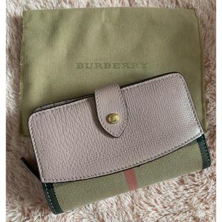 バーバリー(BURBERRY)の財布(その他)