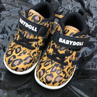 ベビードール(BABYDOLL)のBABY DOLL キッズ 15センチ 靴(スニーカー)