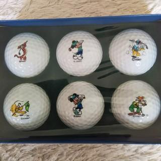ディズニー(Disney)のゴルフボール  ディズニー(その他)