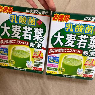 大麦若葉 山本漢方の青汁 4g×30パック(青汁/ケール加工食品)