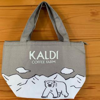 カルディ(KALDI)の保冷袋(弁当用品)