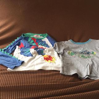 キャスキッドソン(Cath Kidston)の【Cath Kidston】ドラゴンカットソーとTシャツ(Tシャツ/カットソー)
