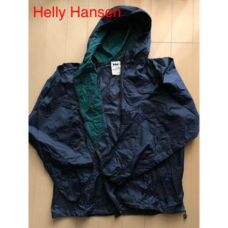 ヘリーハンセン(HELLY HANSEN)のHelly Hansen/ジャケットパーカー/ダークネイビー(ナイロンジャケット)