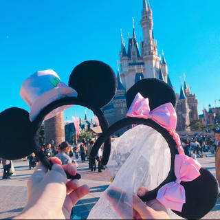 ディズニー(Disney)のディズニー カチューシャ  2つセット(キャラクターグッズ)