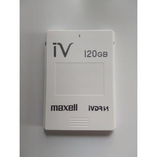 マクセル(maxell)のiVDR 120GB maxell(テレビ)