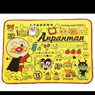 アンパンマン(アンパンマン)のアンパンマン ひざ掛け毛布(おくるみ/ブランケット)