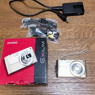 カシオ(CASIO)のデジタルカメラ CASIO EXILIM (コンパクトデジタルカメラ)