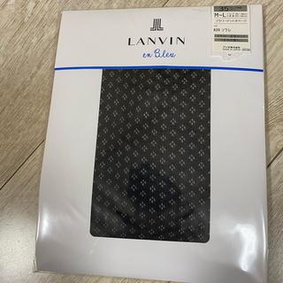 ランバンオンブルー(LANVIN en Bleu)のランバン オンブルー M〜L(タイツ/ストッキング)