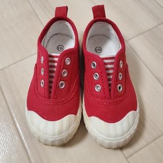 ニシマツヤ(西松屋)の【値下げしました※】子ども靴(スニーカー)