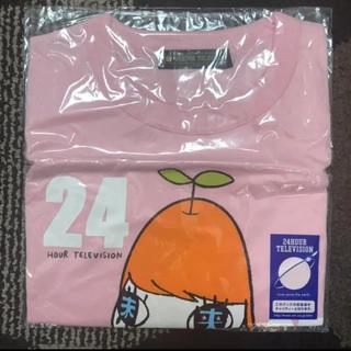 アラシ(嵐)の嵐 Tシャツ 24時間テレビ 大野智 120センチ(Tシャツ/カットソー)