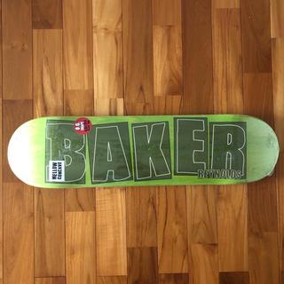 ベイカー(BAKER)のbaker 8.0インチ デッキ(スケートボード)