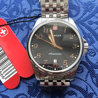 ウェンガー(Wenger)のウェンガー自動巻き未使用品(腕時計(アナログ))