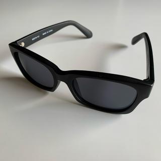 ユニクロ(UNIQLO)の美品 UNIQLO サングラス 黒(サングラス/メガネ)