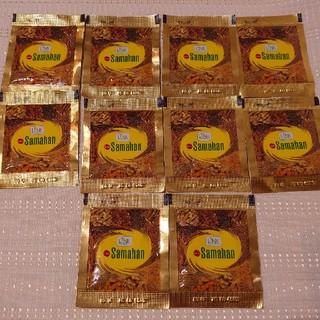 【健康面が気になる方】サマハンティー 10包 【新品】(健康茶)