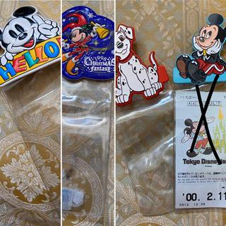 ディズニー(Disney)のディズニー昔のチケットとケース(その他)