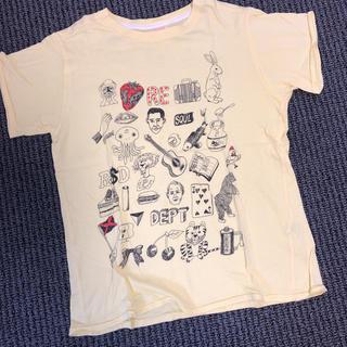エフオーキッズ(F.O.KIDS)のリスタンダード XL オバマTシャツ(Tシャツ/カットソー(半袖/袖なし))