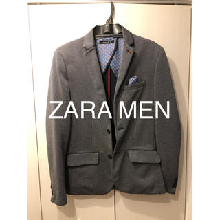 ZARA - テーラードジャケット @ZARA MEN