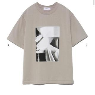 ミラオーウェン(Mila Owen)の MilaOwen(ミラ オーウェン)  フォトプリントTシャツ(Tシャツ(半袖/袖なし))