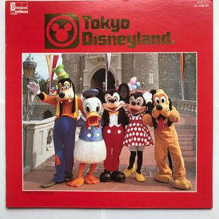 ディズニー(Disney)の東京ディズニーランド・ミュージック・アルバム CX-7168-DR(レコード針)