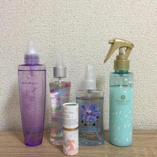 フェルナンダ(FERNANDA)のほぼ未使用✩ボディミスト 練り香水など SET(香水(女性用))