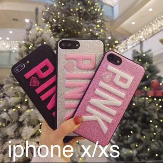 ヴィクトリアズシークレット(Victoria's Secret)のiphone x/xs★ケース(iPhoneケース)