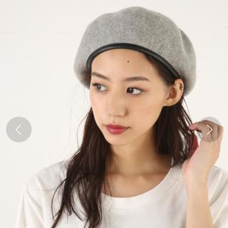 moussy - 【moussy】ベレー帽
