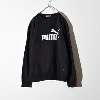 プーマ(PUMA)のPUMA プーマ  ビッグロゴ スウェットトレーナー(スウェット)