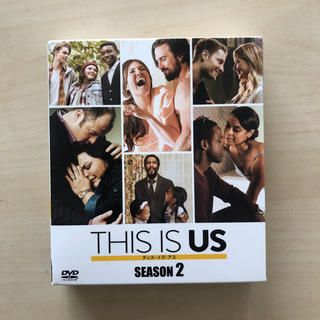 THIS IS US/ディス・イズ・アス シーズン2<SEASONSコンパクト・(TVドラマ)
