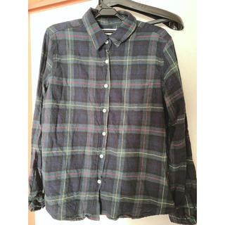 ズーティー(Zootie)のネルシャツ チェックシャツ 長袖(シャツ/ブラウス(長袖/七分))