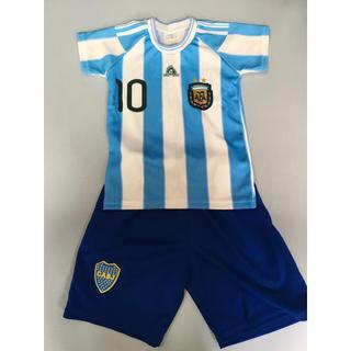 子供用 2歳 アルゼンチン代表 メッシ ユニホーム(ウェア)