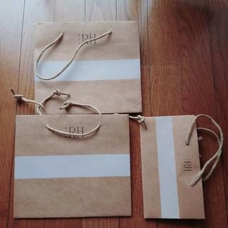 ロンハーマン(Ron Herman)の【ロンハーマン】ショップ袋セット♡(ショップ袋)