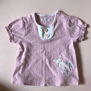 クーラクール(coeur a coeur)の半袖 80 クーラクール(Tシャツ)