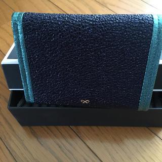アニヤハインドマーチ(ANYA HINDMARCH)の超美品 アニヤハインドマーチ レインボー財布お値下げ(財布)