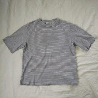 レナウン チャージ 半袖 Tシャツ ボーダー(Tシャツ(半袖/袖なし))