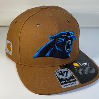 カーハート(carhartt)の新品未使用 Carhartt/カーハート×47BRAND NFL CAP送料無料(キャップ)
