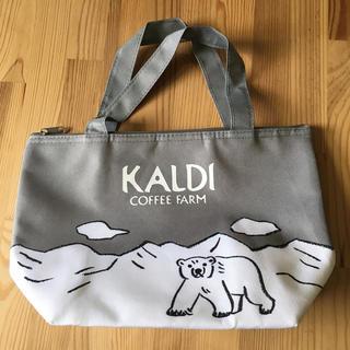 カルディ(KALDI)のカルディ 新品保冷バッグ(弁当用品)