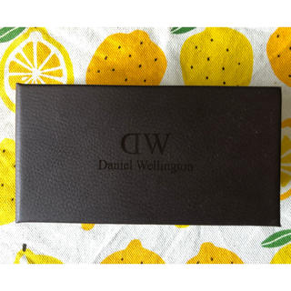 ダニエルウェリントン(Daniel Wellington)のDaniel Wellington 時計 箱(ショップ袋)