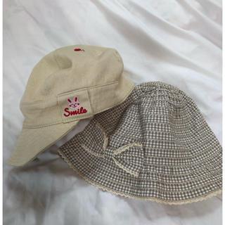 サンカンシオン(3can4on)の女の子 帽子 3can4on (帽子)