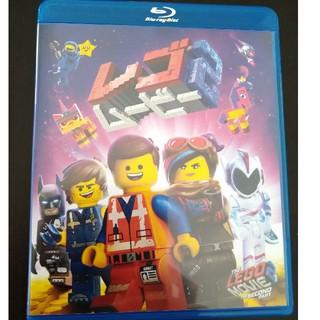レゴ(Lego)のレゴムービー2 ブルーレイ 正規品 ディスクのみ(外国映画)
