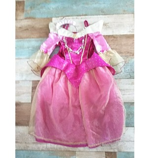 オーロラヒメ(オーロラ姫)のオーロラ姫 ドレス プリンセス 衣装 ディズニー(ドレス/フォーマル)