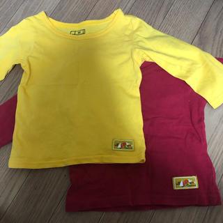 シマムラ(しまむら)のクレパスのTシャツセット(シャツ/カットソー)