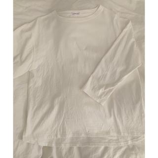 レプシィム(LEPSIM)の白 ロンT(Tシャツ(長袖/七分))