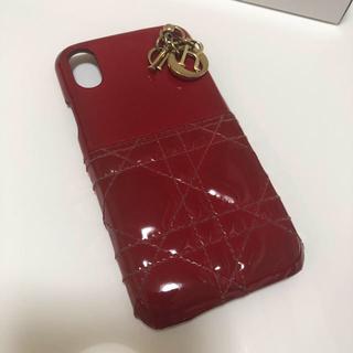クリスチャンディオール(Christian Dior)のディオール iphoneXケース スマホケース(iPhoneケース)