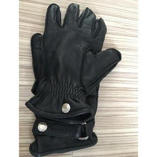 コーチ(COACH)のCOACH 手袋 牛革 メンズ(手袋)