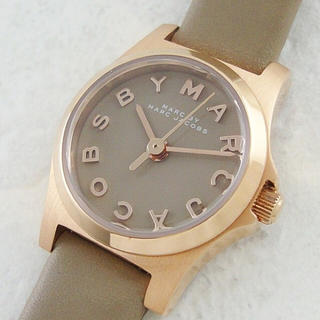 マークバイマークジェイコブス(MARC BY MARC JACOBS)の新品 マークバイマーク レディース腕時計(腕時計)