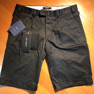 ウノピゥウノウグァーレトレ(1piu1uguale3)の1piu1uguale3 giab's  2 tuck short pants(ショートパンツ)